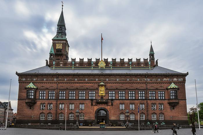 Адміністративний устрій Данії