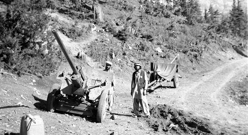 Афганська війна1