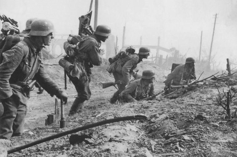 Активні атаки в Сталінградській битві