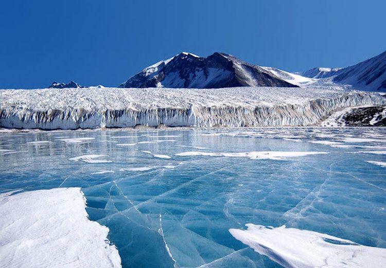 Антарктика - фото