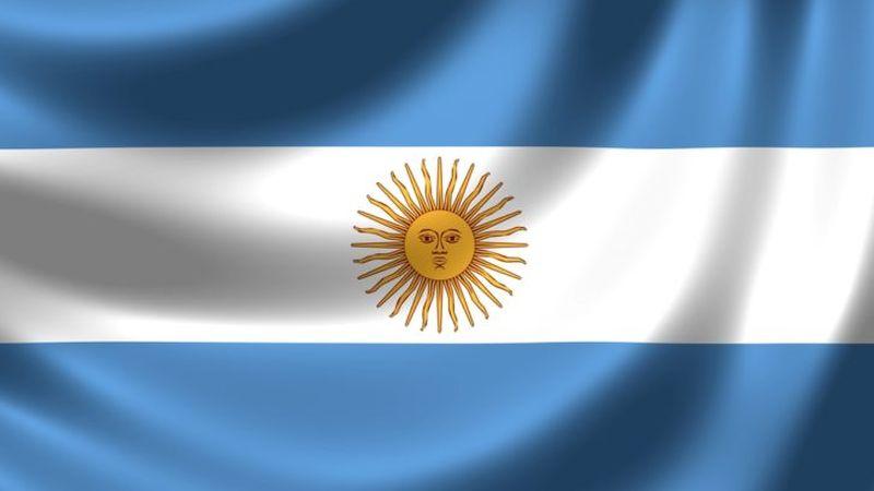 Аргентина - прапор
