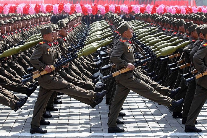 Армія КНДР