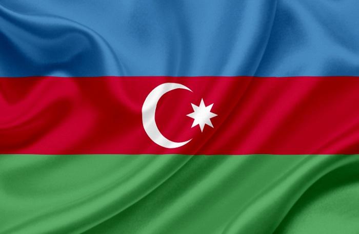 Азербайджан - прапор