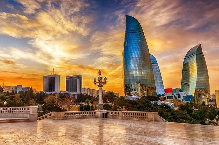 Баку - фото