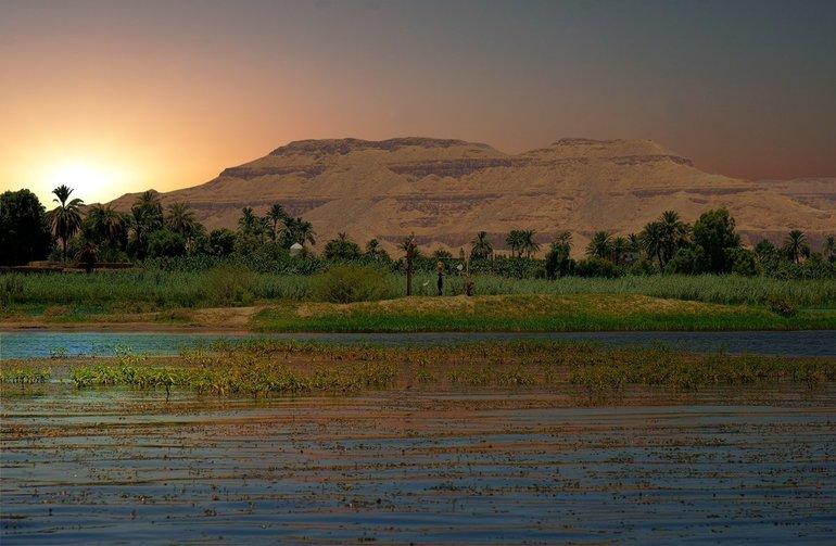 Береги річки Ніл