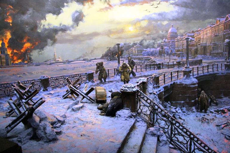 Блокада Ленінграда