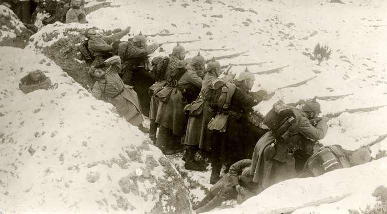 Бойові дії на Східному фронті Першої світової війни