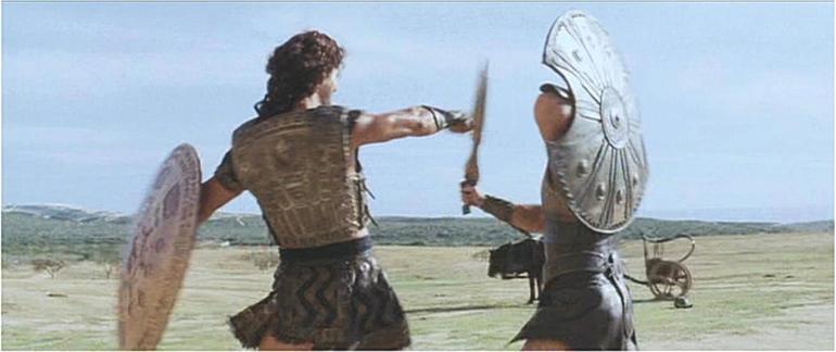 Битва Гектора з Ахілессом