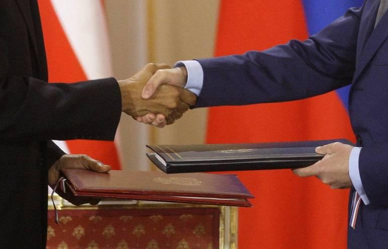 Договір між країнами