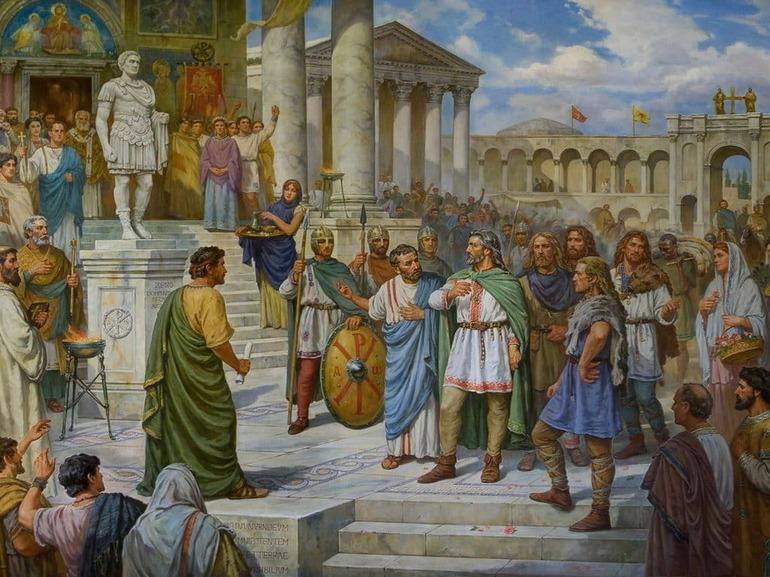 Досягнення візантійців
