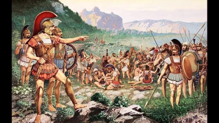 Древня Спарта