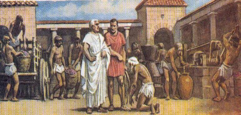 Джерела Рабства