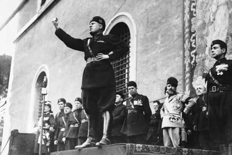 Фашизм в Італії