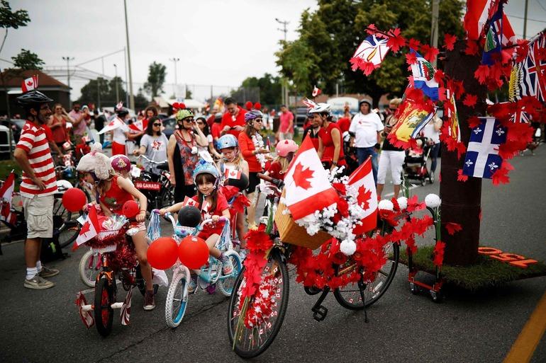 Фестивалі в Канаді
