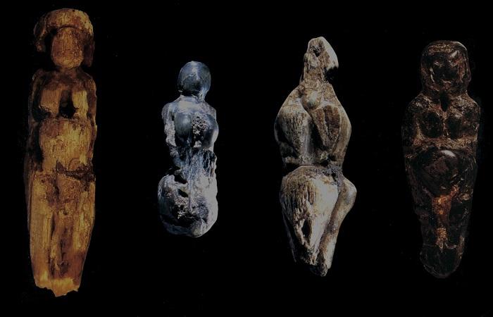 Фігурки древніх людей