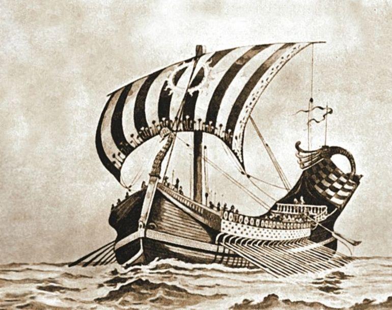 Фінікійські мореплавці