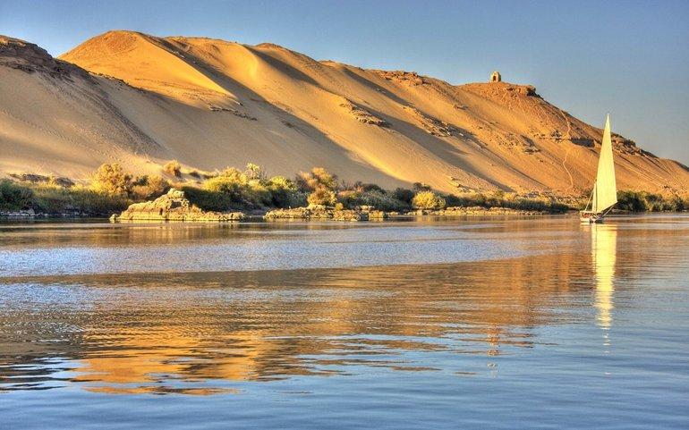 Характеристика річки Ніл