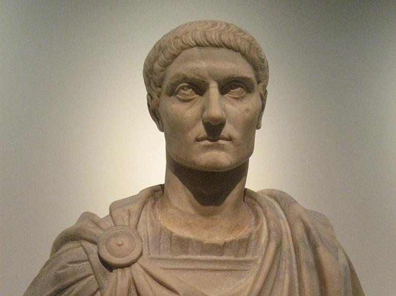 Імператор Костянтин Перший