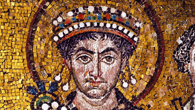 Імператор Юстиніан