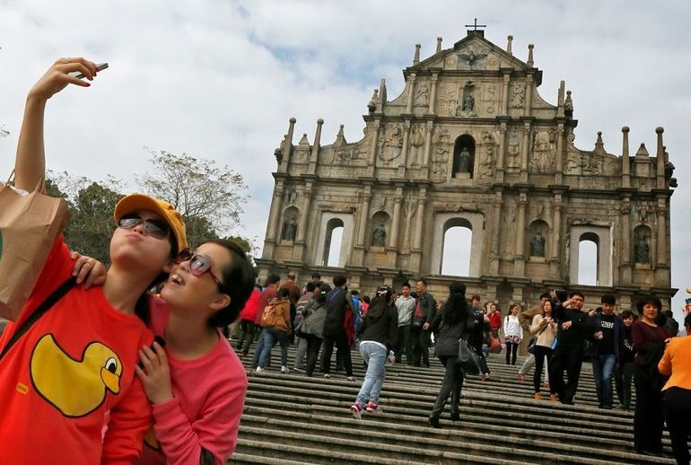 Інформація для туристів в Китаї