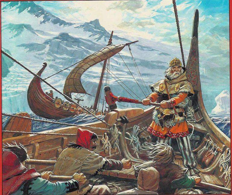 Історія Арктики