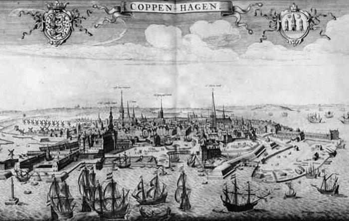 Історія Данії