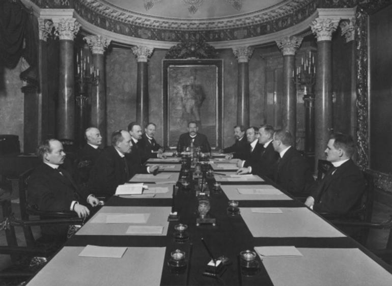 Історія створення Тимчасового уряду 1917