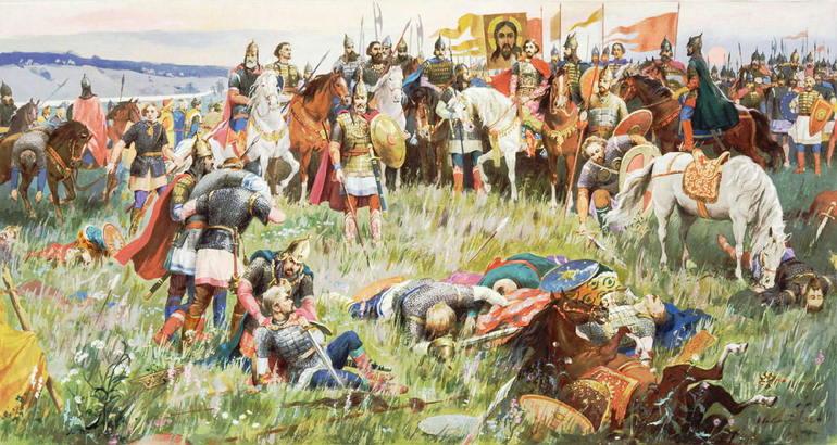 Історії Київської Русі