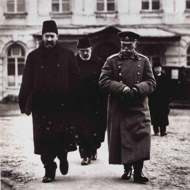 Кабмін Тимчасового уряду 1917