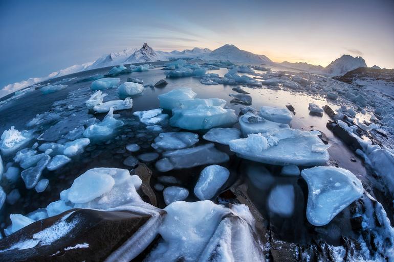 Кліматичні проблеми Арктики