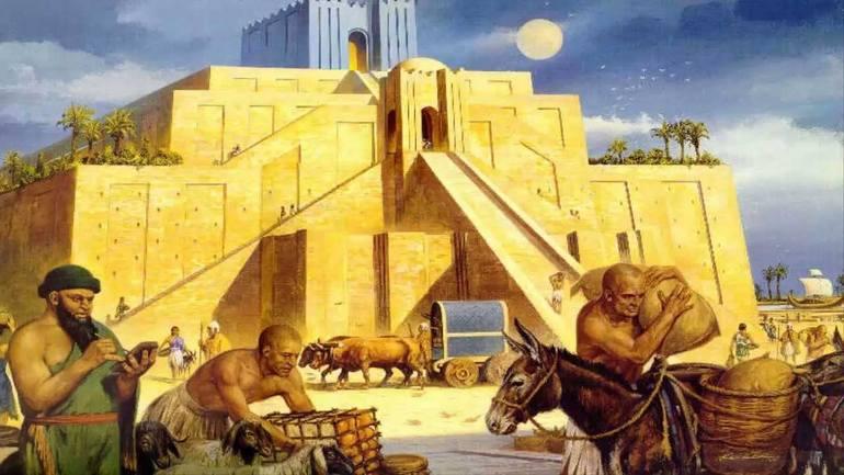 Комерційні операції в Вавилоні
