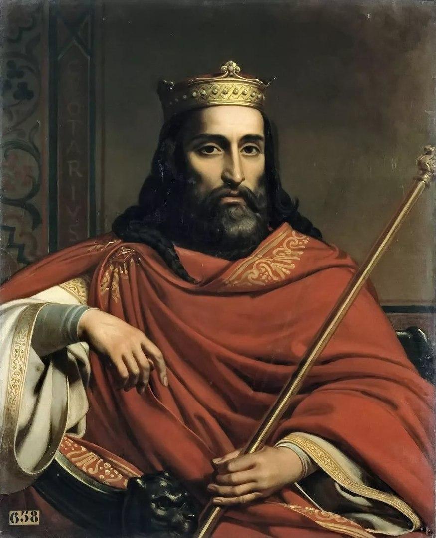 Король Хлодвіг