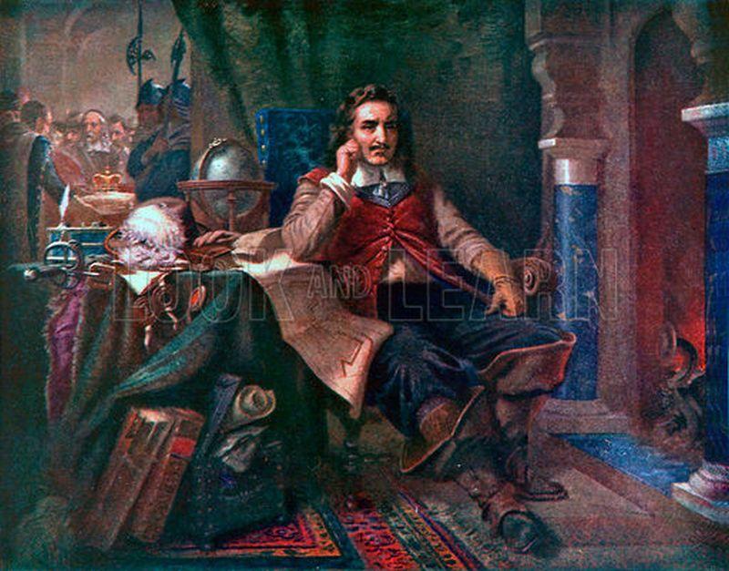 Олівер Кромвель
