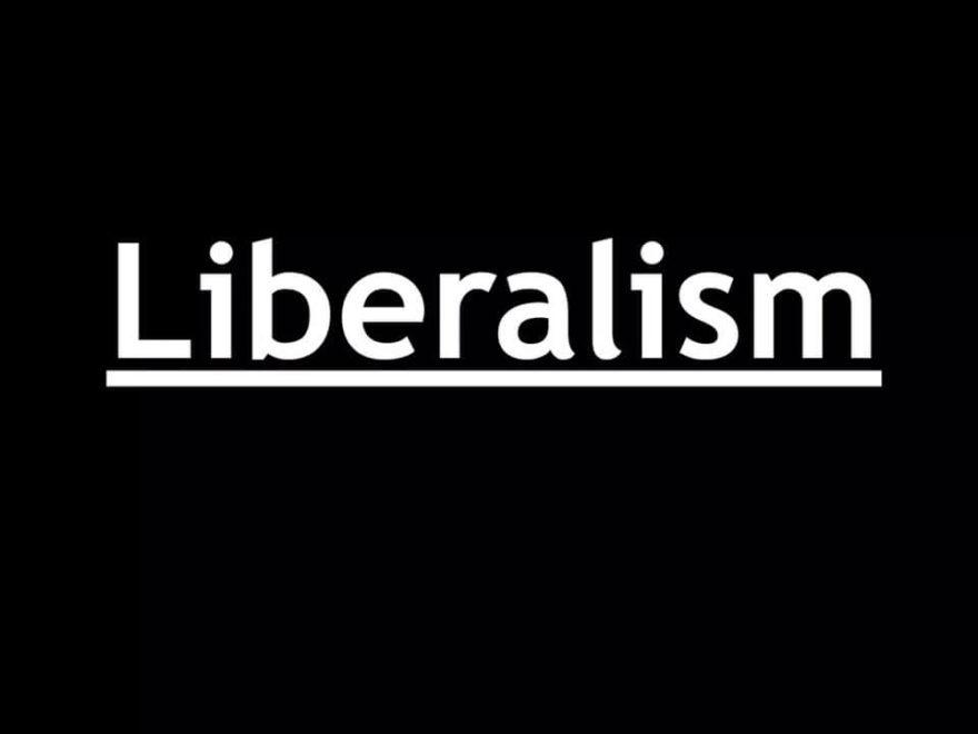 Лібералізм - заставка