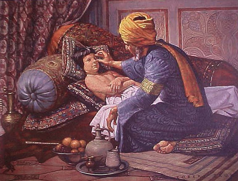 Медицина Халіфату