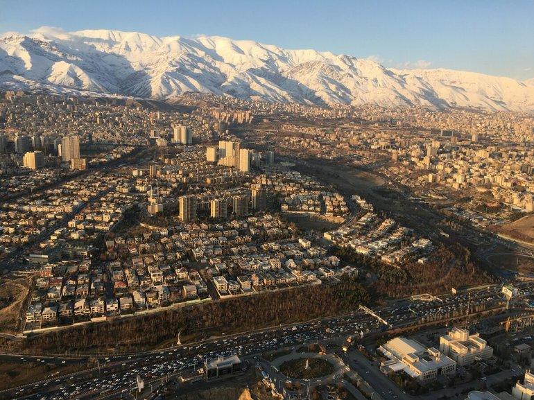 Місто Тегеран
