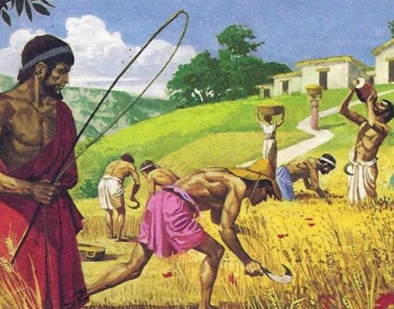 Наглядачі за рабами