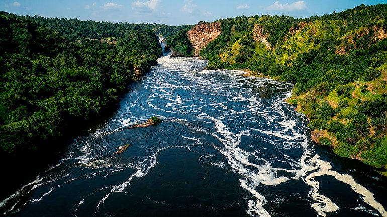 Найдовша річка Африки