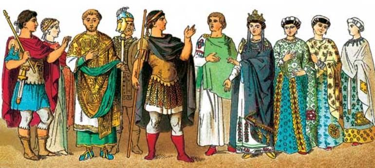 Населення Візантії
