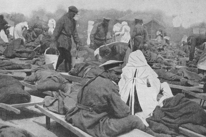Наслідки демонстрацій 1917