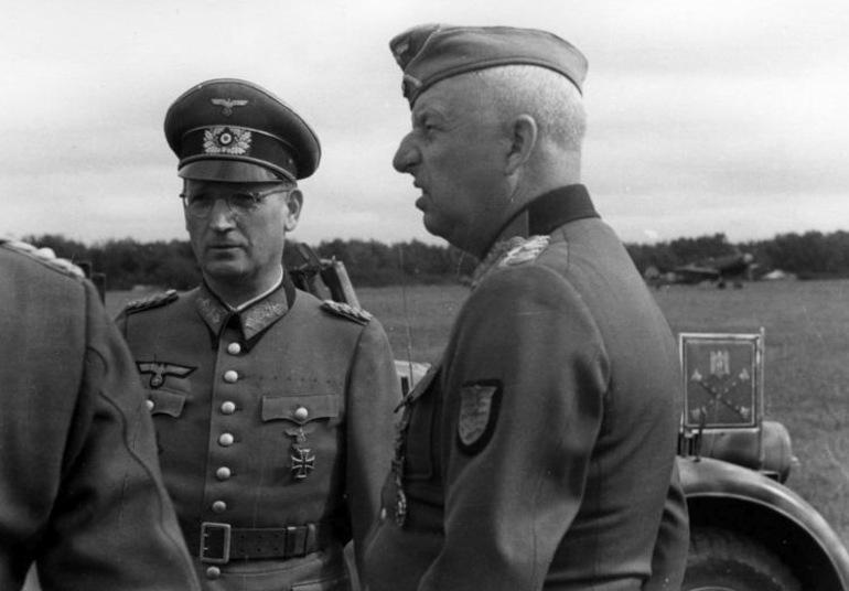 Німецькі генерали
