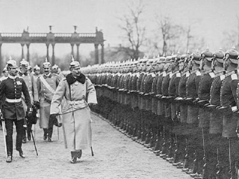 Німецькі війська Першої світової війни