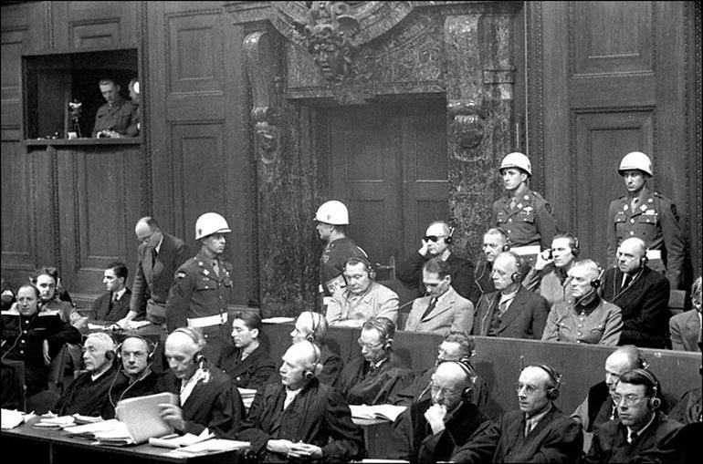 Нюрнберзький процес- фото
