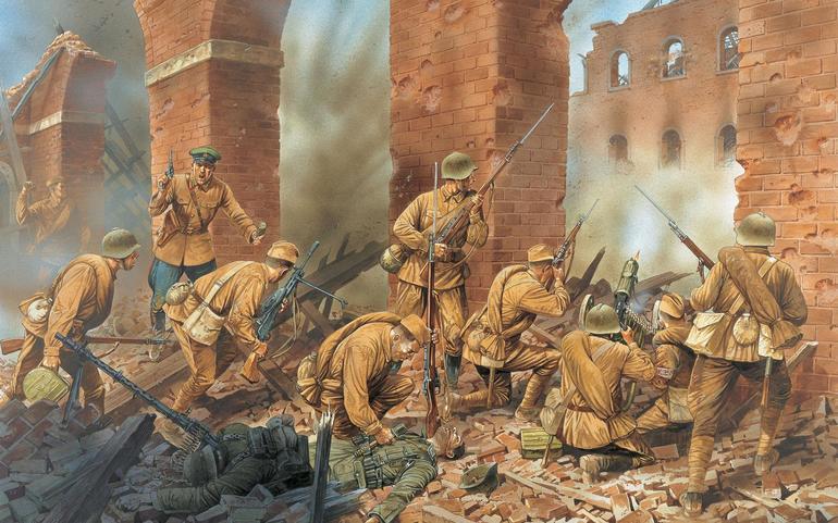 Оборона Брестської Фортеці2