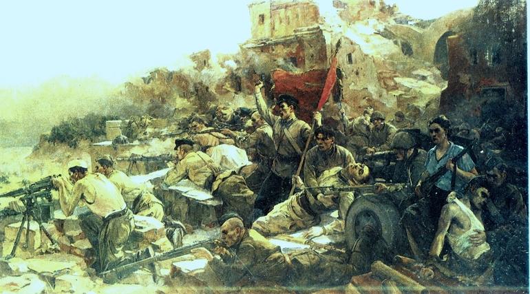 Оборона Брестської фортеці