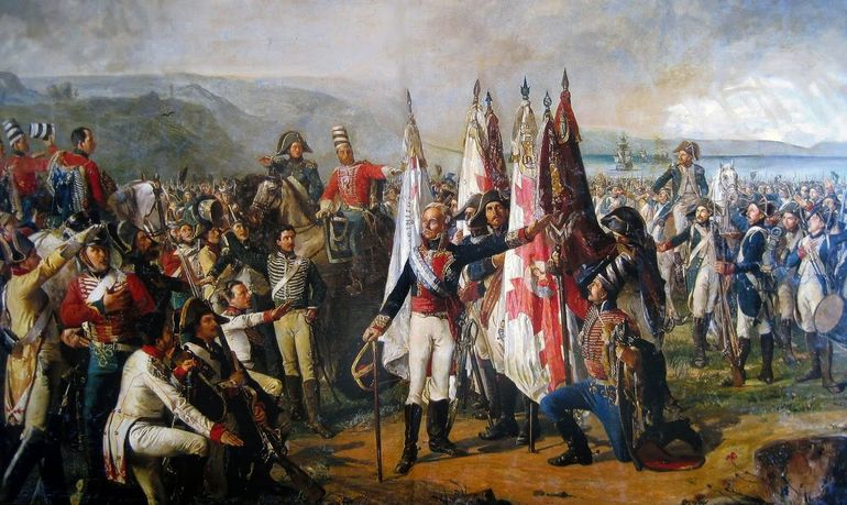 Оголошення війни Францією