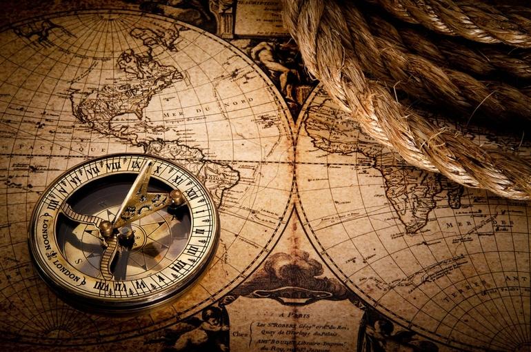 Орієнтування з картою