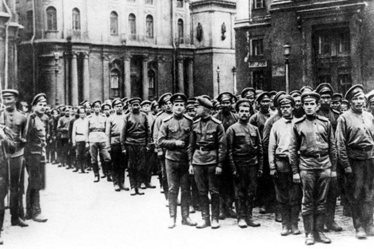 Основні причини Лютневої Революції