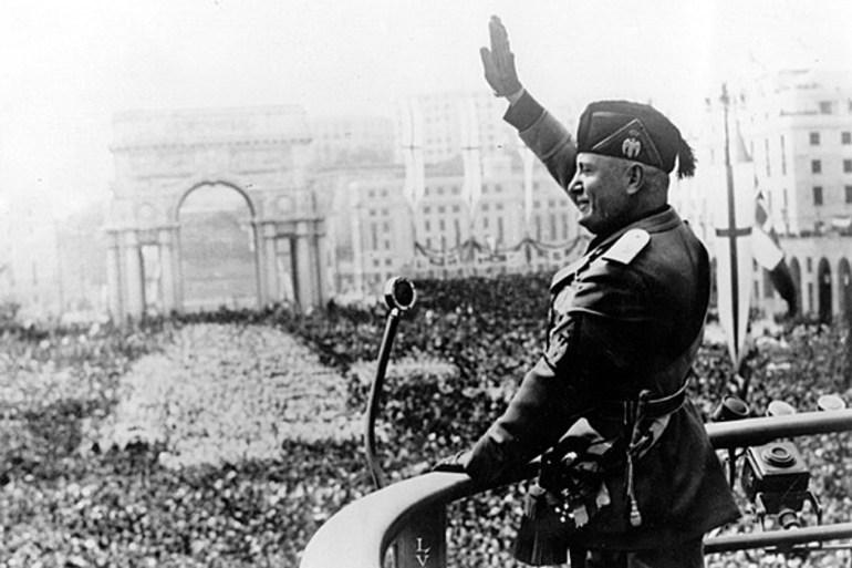 Особливості італійського фашизму