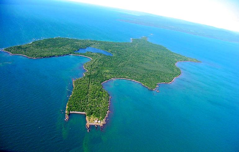 Озера Північної Америки